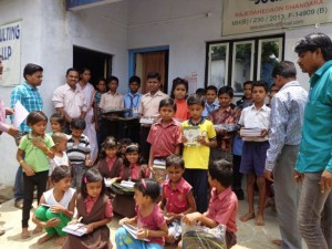 LSSP Beneficiary Students for  Year 2016-17