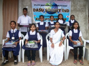 LSSP Beneficiary Students for  Year 2014-15