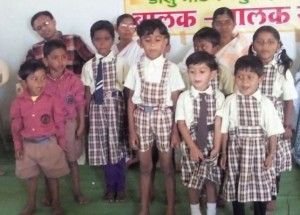 Student performances at school function
